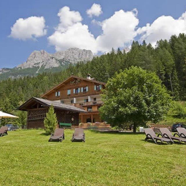 Hotel 3 Stelle a Soraga rif. 366