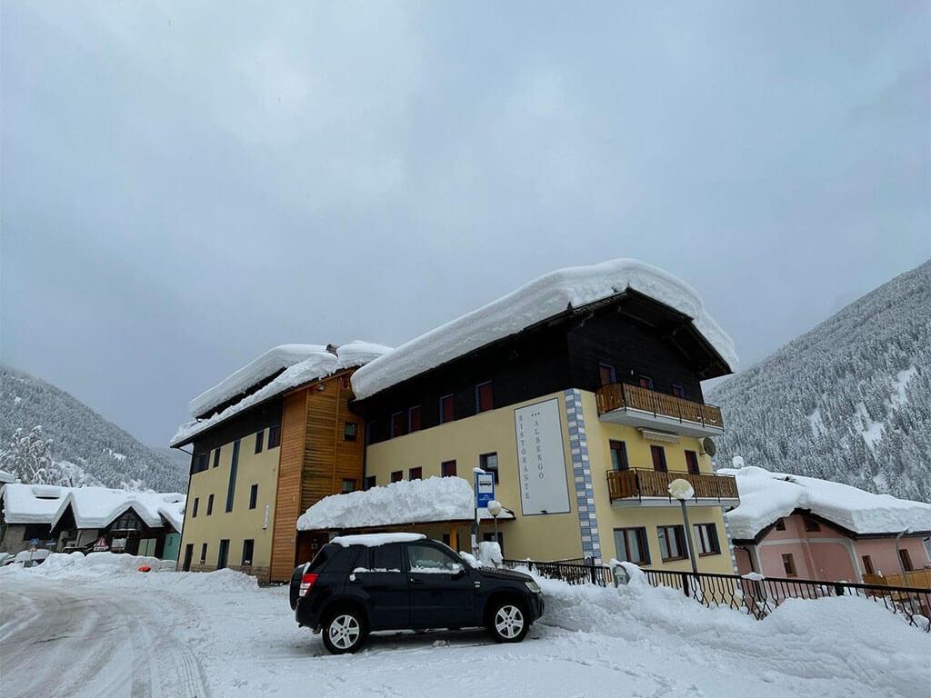 Hotel a Vermiglio Val di Sole rif. 578
