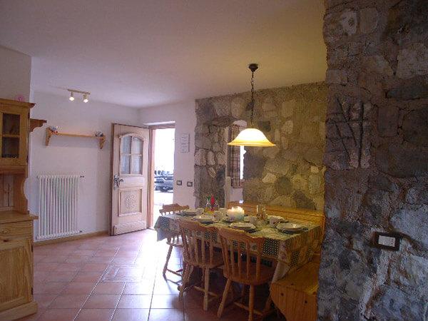 Appartamenti a Mazzin di Fassa rif 462 - Caseperferie.it
